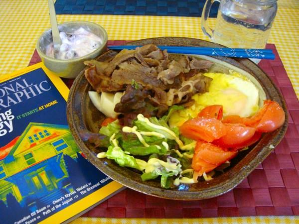 Prato típico da dieta do carboidrato. (Cam Switzer/flickr)