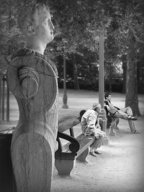 Postura e dores nas costas. (Bjørn Giesenbauer/flickr)