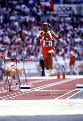 Salto triplo, olimpíada de 88. (divulgação)